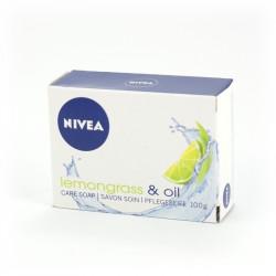 Mydło Nivea 100g lemongrass & oil