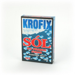 Sól do prania firan Krofix 150g