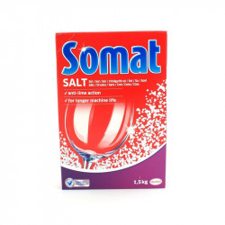 Sól do zmywarek Somat 1,5kg