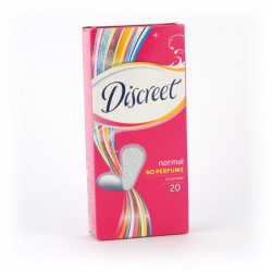 Wkładki higieniczne Discreet 20szt....