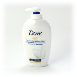 Mydło w płynie Dove 250ml kremowe -...
