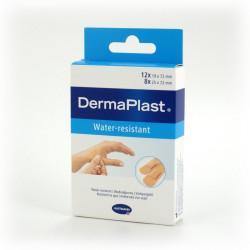 Plaster DermaPlast wodoodporny 12+8...