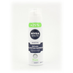 Pianka do golenia Nivea 200+50ml...