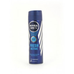Deo Nivea spray 150ml men fresh active