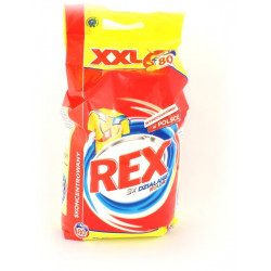 Proszek do prania Rex 6kg kolor