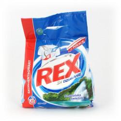 Proszek do prania Rex 1,5kg Amazonia...