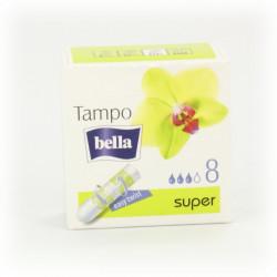 Tampony Bella 8szt. super