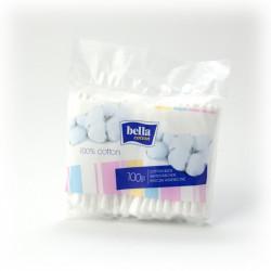 Patyczki higieniczne Bella 100szt. folia