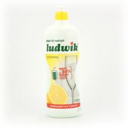 Płyn do naczyń Ludwik 1l cytrynowy