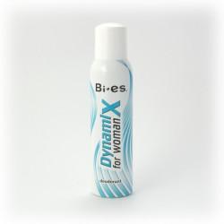Deo Bi-es Women 150ml Dynamix biały