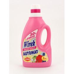Płyn do prania Wirek 1l kolor (automat)