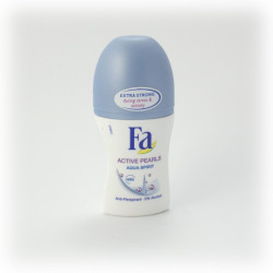 Deo Fa 50ml roll-on women active pearls