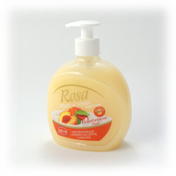 Mydło w płynie Rosa 500ml brzoskwiniowe