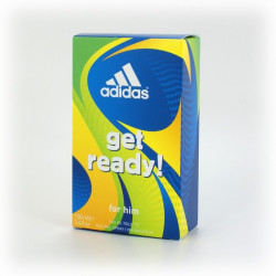 EDT Adidas 100ml Men Get Ready