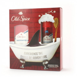 Zestaw men Old Spice whitewater (deo...