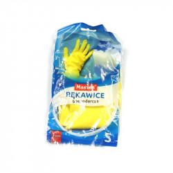 Rękawice gospodarcze Master (gumowe) S