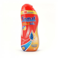 Żel do mycia w zmywarkach Somat 600ml...
