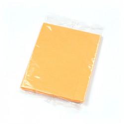 Ścierka podłogowa pomarańczowa 50*60