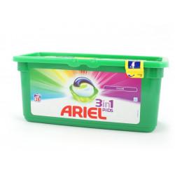Kapsułki do prania Ariel 28szt. kolor