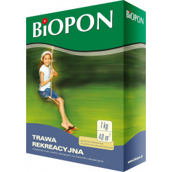 Biopon - Trawa rekreacyjna 1kg
