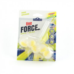 Kostka WC General five-force 50g lemon