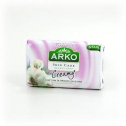 Mydło Arko 90g bawełna i krem (6)