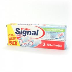 Pasta do zębów Signal 2x100ml family...