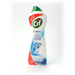 Mleczko Cif 750ml białe crema
