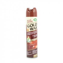 Aerozol do mebli Gold Wax 250ml...