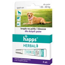 Happs krople Herbal przeciw pchłom i...