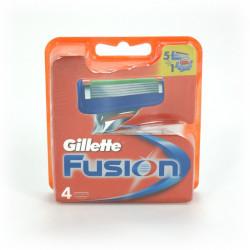 Wkłady Gillette fusion 4szt.