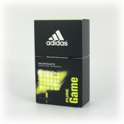 EDT Adidas 100ml Men Pure Game