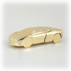 EDT samochód Coupe żółty 100ml (Men)