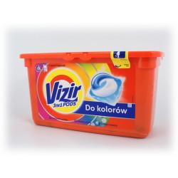 Kapsułki do prania Vizir 38szt. Color