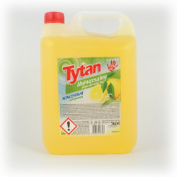 Płyn uniwersalny Tytan 5l cytrynowy