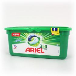 Kapsułki do prania Ariel 28szt. biel...