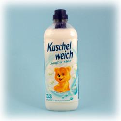 Płyn do płukania Kuschelweich 990ml...