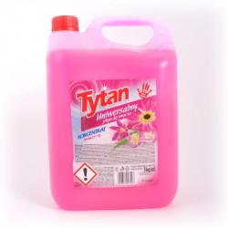 Płyn uniwersalny Tytan 5l kwiatowy