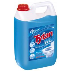 Płyn do WC Tytan 5l niebieski