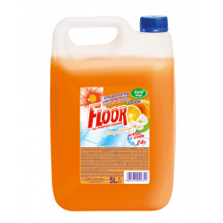Płyn uniwersalny Floor 5l Orange Blossom