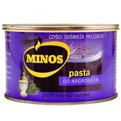 Pasta stała do nagrobków Minos 270ml
