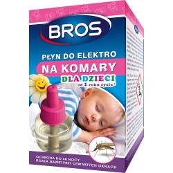 Bros - Dla dzieci płyn do elektrof....