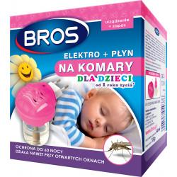 Bros - Dla dzieci elektro. + płyn na...
