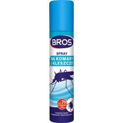 Bros - Spray na komary i kleszcze 90ml