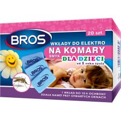 Bros - Dla dzieci wkłady do elektro....