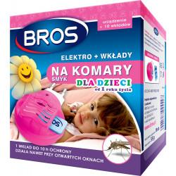 Bros - Dla dzieci elektro. + wkłady...