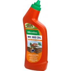 Bros - Microbec WC bio żel 750ml