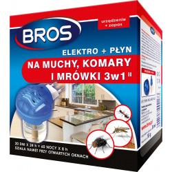 Bros - Elektro + Płyn na muchy,...