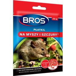 Bros - Płatki na myszy i szczury 50g