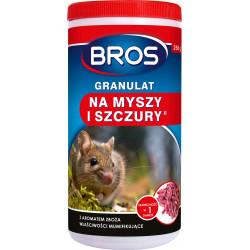 Bros - Granulat na myszy i szczury 250g